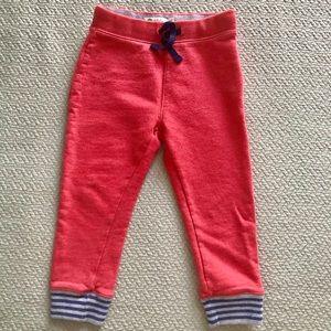 Mini Boden Cotton Sweatpants